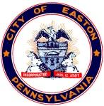 easton city seal
